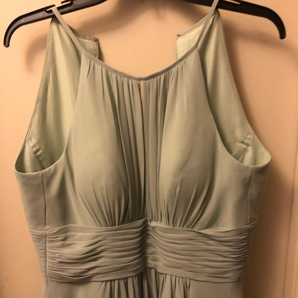 Azazie Dresses & Skirts - Azazie Sage Green Bridesmaid Dress